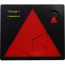 Triangle+ - Packing Puzzles