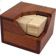 Crystal Ring - European Wood Puzzles