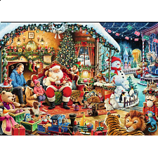 Let's Visit Santa! -