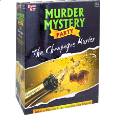 Murder Mystery Party - The Champagne Murder -