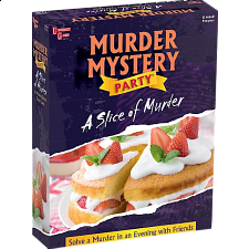 Murder Mystery Party - A Slice of Murder -