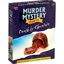 Murder Mystery Party - Death by Chocolate -