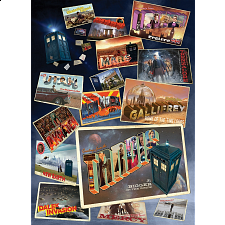 Doctor Who: Postcards From The Edge Of Space And Time -