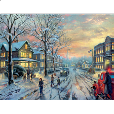 Thomas Kinkade: A Christmas Story - Search Results
