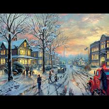 Thomas Kinkade: A Christmas Story -