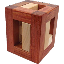Little Trick - Wood Puzzles