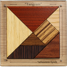 Tangram - European Wood Puzzles