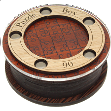 Puzzle Box 06 - European Wood Puzzles