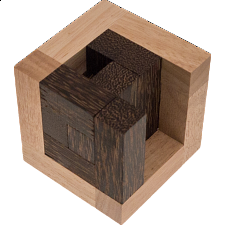 Get In The Box - European Wood Puzzles