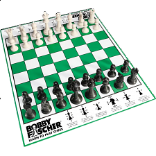 Bobby Fischer: Learn To Play Chess -