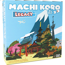 Machi Koro: Legacy - New Items