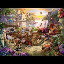 Seek and Find: Italian Terrace -