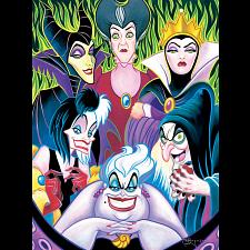 Disney Fine Art: Misleading Ladies -
