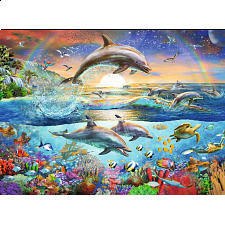 Dolphin Paradise - 101-499 Pieces