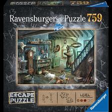Escape Puzzle: The Forbidden Basement - New Items