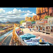 Scenic Overlook - Large Piece Format -