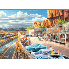 Scenic Overlook - Large Piece Format - New Items
