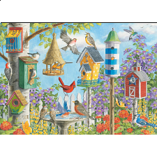 Home Tweet Home - Large Piece Format - 101-499 Pieces