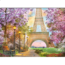 Paris Romance - New Items