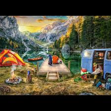 Calm Campsite -