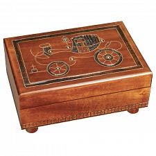 Vintage Car 1800's - Secret Box - Puzzle Boxes