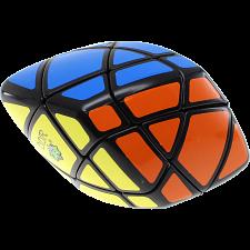DDR Pillowed 3x3x3 Rhombohedron - Black Body -