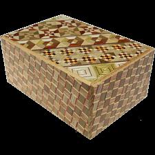 4 Sun 12 Step Koyosegi / Kuzushi - Japanese Puzzle Boxes