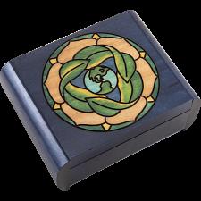 Earth Puzzle Box -