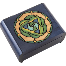 Earth Puzzle Box -