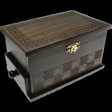 Heart Trick Box - Medium -