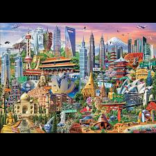 Asia Landmarks -
