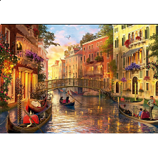 Sunset in Venice - Search Results