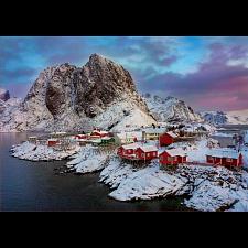 Lofoten Islands, Norway -