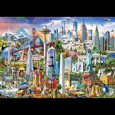 North America Landmarks -