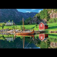 Viking Ship - 1001 - 5000 Pieces