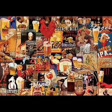 Vintage Beer Collage - New Items