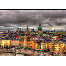 Views of Stockholm, Sweden - New Items
