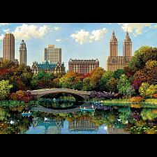 Central Park Bow Bridge -