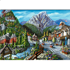 Welcome to Banff - New Items