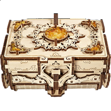 Mechanical Model - Amber Box -