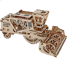 Mechanical Model - Combine Harvester - Search Results