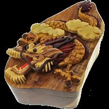 Dragon - 3D Puzzle Box -