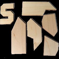 Letter S Puzzle -