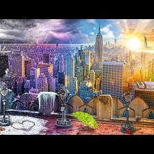 Seasons of New York - 1001 - 5000 Pieces