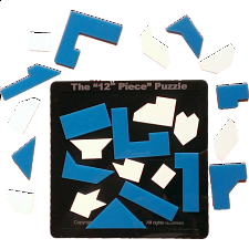 """The """"12th Piece"""" Puzzle -"""