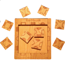 Pair-Shaped - Other Wood Puzzles