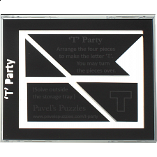 'T' Party - Tangram Puzzles