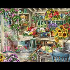 Gardener's Paradise - 1001 - 5000 Pieces