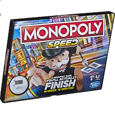 Monopoly Speed - Search Results