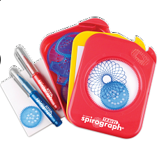 Travel Spirograph - New Items